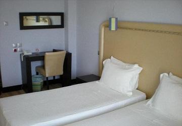Полуторные кровати в номерах