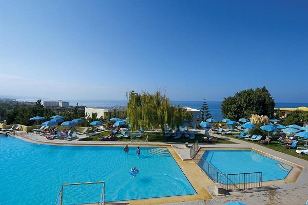 Разнообразный отдых в Rethymno Mare Hotel
