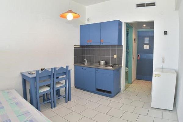Кухня в каждом номере