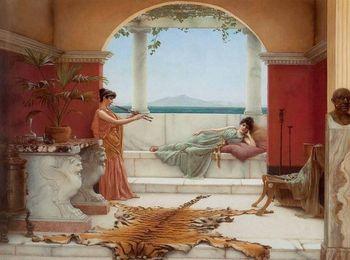 Музы в Древней Греции