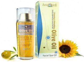 Средства по уходу из натурального оливкового масла