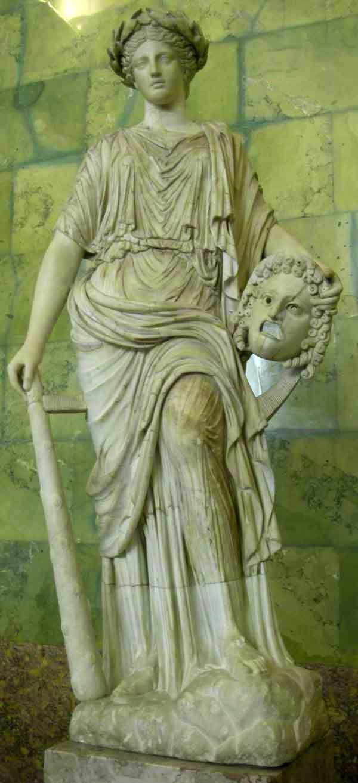 Древнегреческая музу