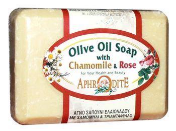 С экстрактом ромашки и дикой розы - действенное лечебное мыло