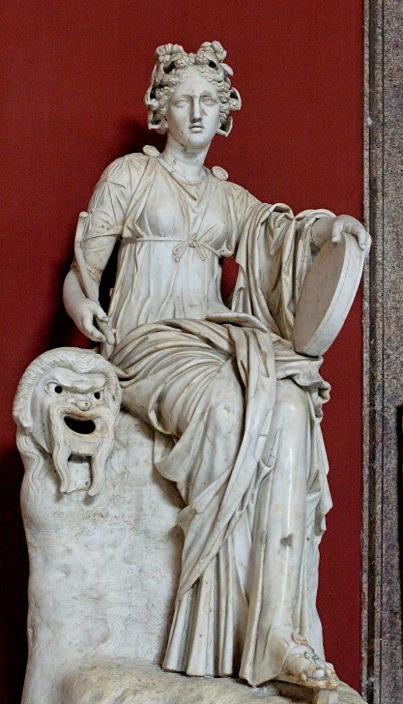 Древнегреческая муза талия доклад 3641