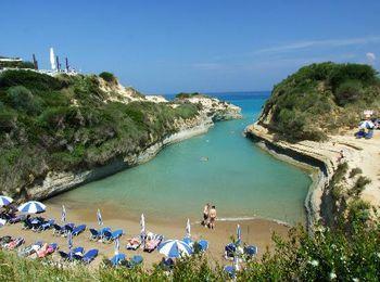 Отдых в курортном местечке Греции - Сидари