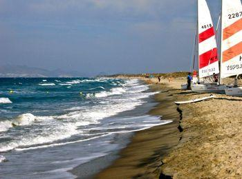 Пляж Мастихари, о. Кос
