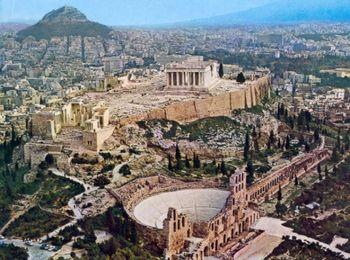 Греческая столица - Афины
