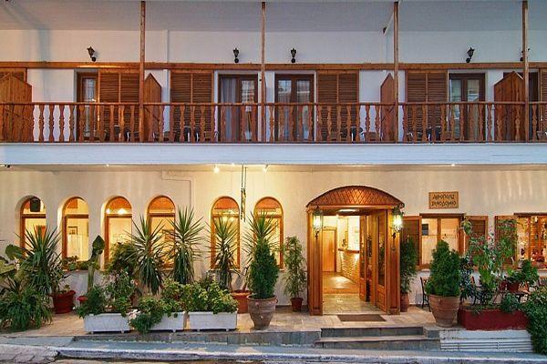 Гостиница категории 3* Acropole Delphi