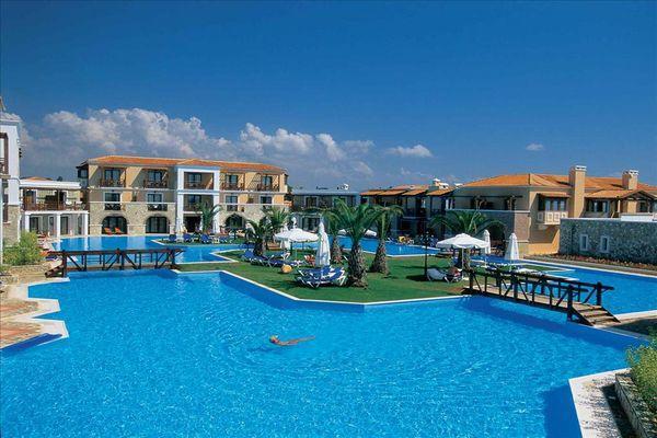 Фешенебельный пятизвездочный гостиничный комплекс