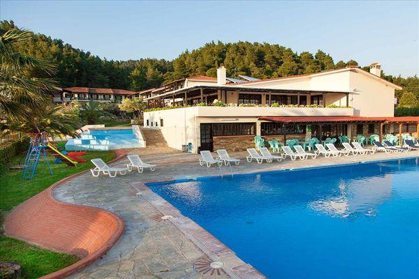 Гостиница Bellagio, Халкидики, полуостров Кассандра