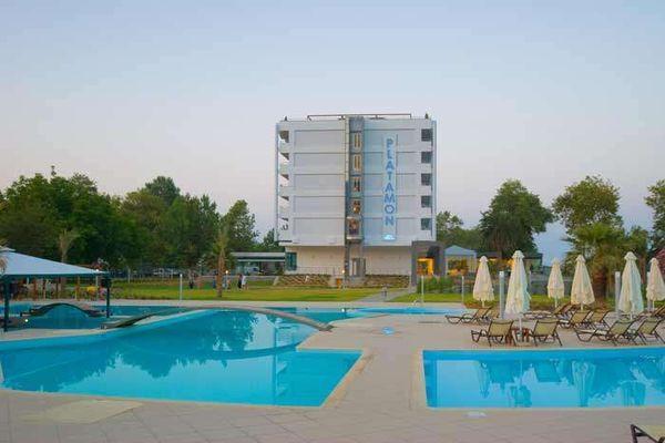 Platamon Palace Beach Hotel SPA категории 5*