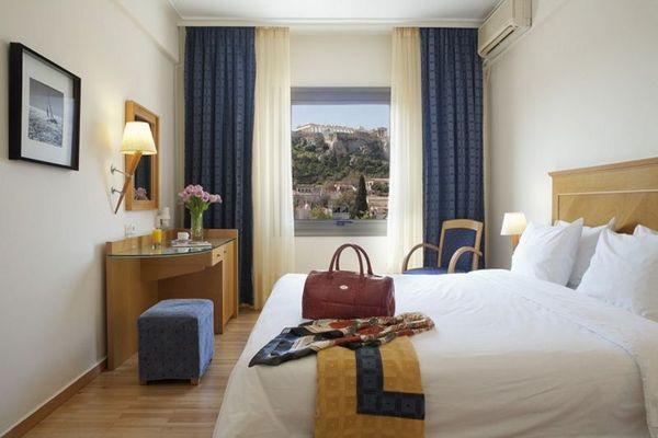 Комфортный и уютный номер в отели Плака