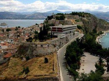 Популярное местечко в Греции - Пелопоннес