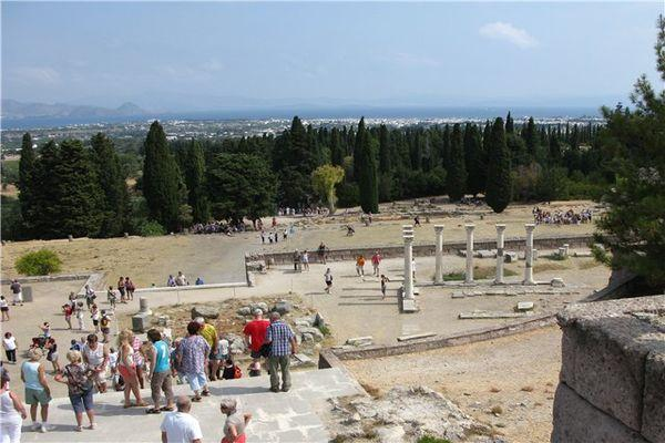 Экскурсии по развалинам античного города Астипалеи