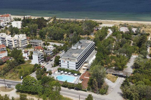 Отель Sun Beach 4*, Салоники