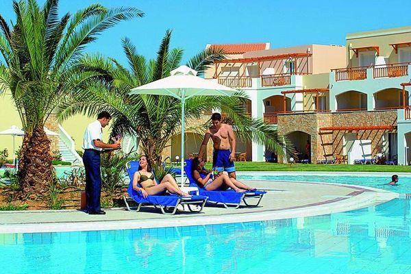 Апартаменты с частным бассейном