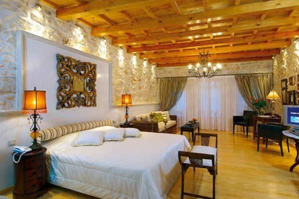 Спальная зона Green Suite