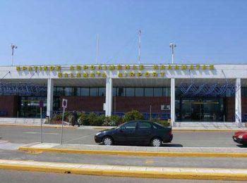 Аэропорт Каламата - на юге Греции
