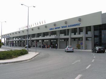 Мегас Александрос, недалеко от города Хрисуполис
