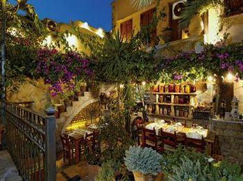 Город Ретимно на острове Крит