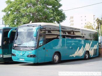 Рейсовый автобус из аэропорта Ханья