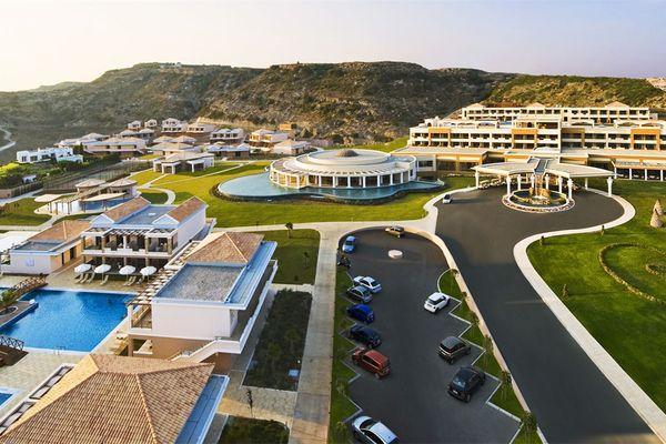 Пятизвездочный La Marquise Luxury Resort