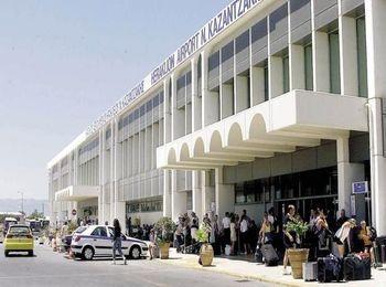 Международный аэропорт Ираклиона