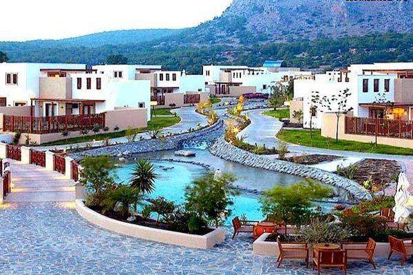 Lindian Village, Лардос, Греция