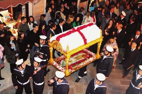 Гроб Господен на улицах Керкера
