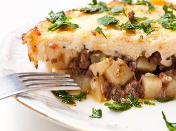Блюдо изобрел известный шеф-повар Никос Целемендис