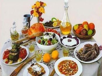 Изысканная греческая кулинария