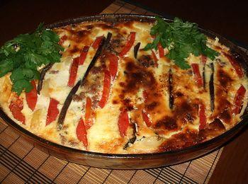 Мусака с омарами - вкуснейшее блюдо греческих гурманов