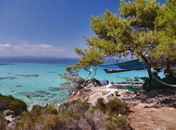 Курортное местечко на севере Греции