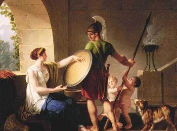 Методы спартанского воспитания