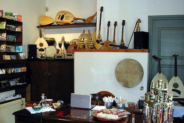 Музей греческих музыкальных инструментов