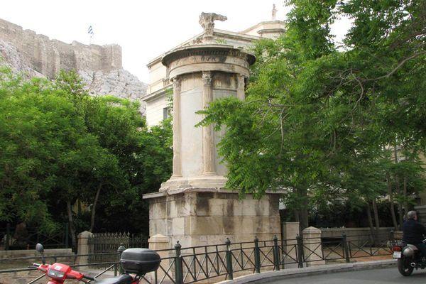 Афинский памятник Лисикрата