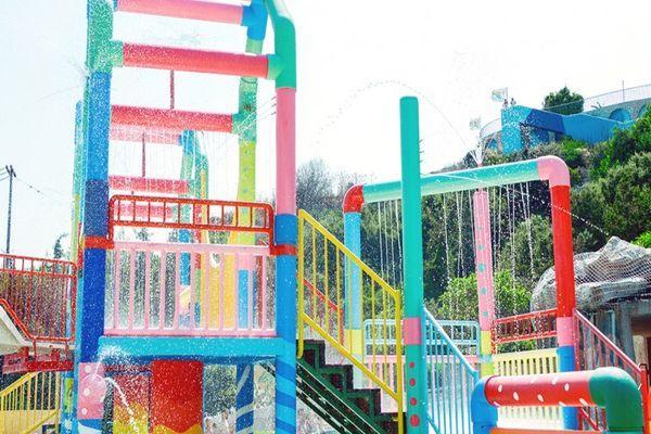 Веселый мост для детей