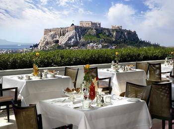 Уютные ресторанчики с греческой кухней
