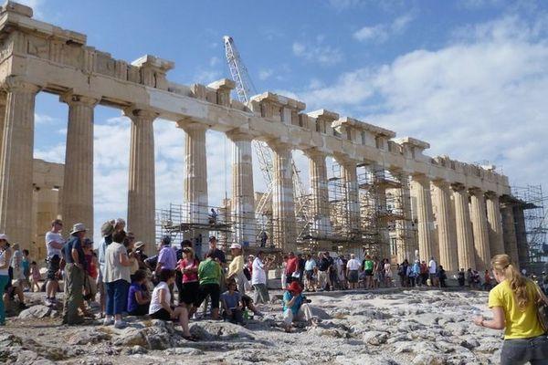 Древняя столица - Афины