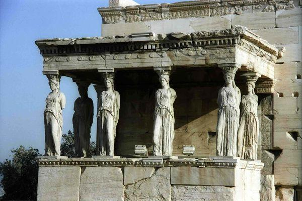 Легендарный Храм Эрейхтон