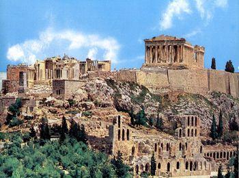 Акрополь занесен в список Юнеско
