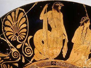 Древний царь Кекроп