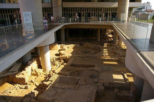 Знаменитый археологический музей