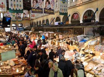 Центральный рынок столицы