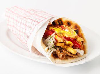 Быстрое питание в Греции
