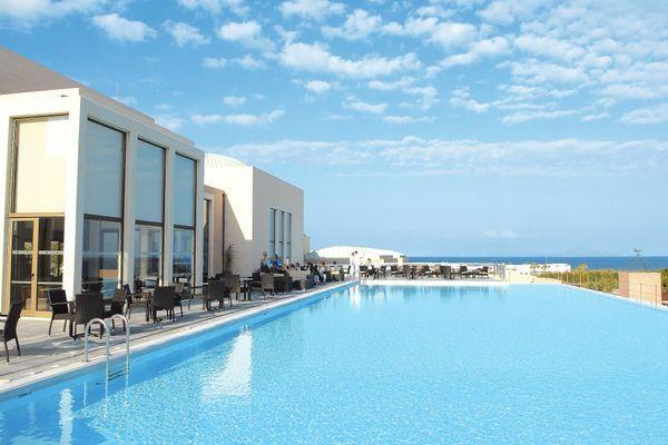 Фешенебельный отель Helona Resort