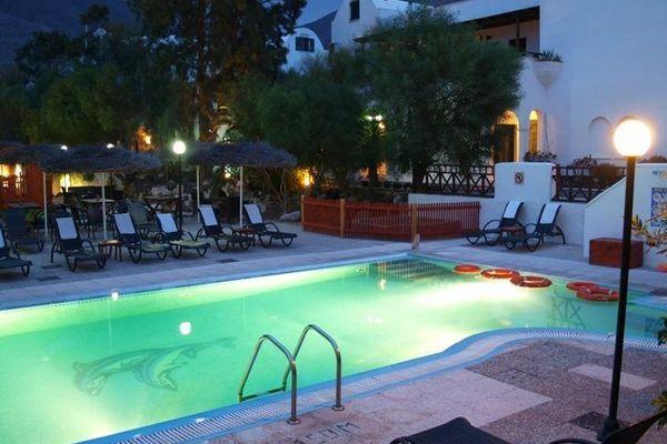 Четырехзвездочный Drossos Hotel
