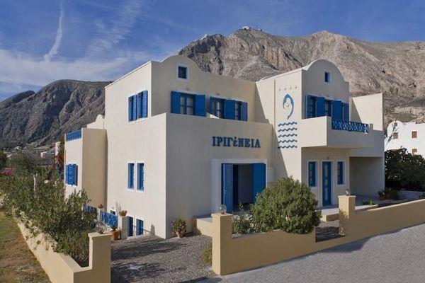 Четырехзвездочный Irigeneia Hotel