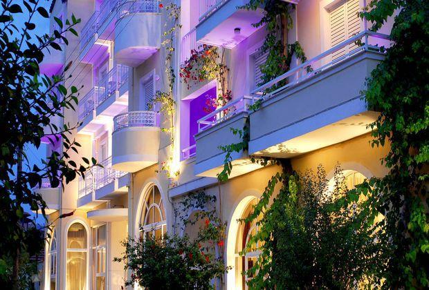 Palatino Hotel 2