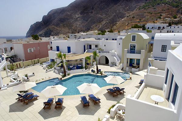 Пятизвездочный Tamarix Del Mar Suites